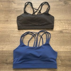 Gap sports bras- Size M- lot of 2